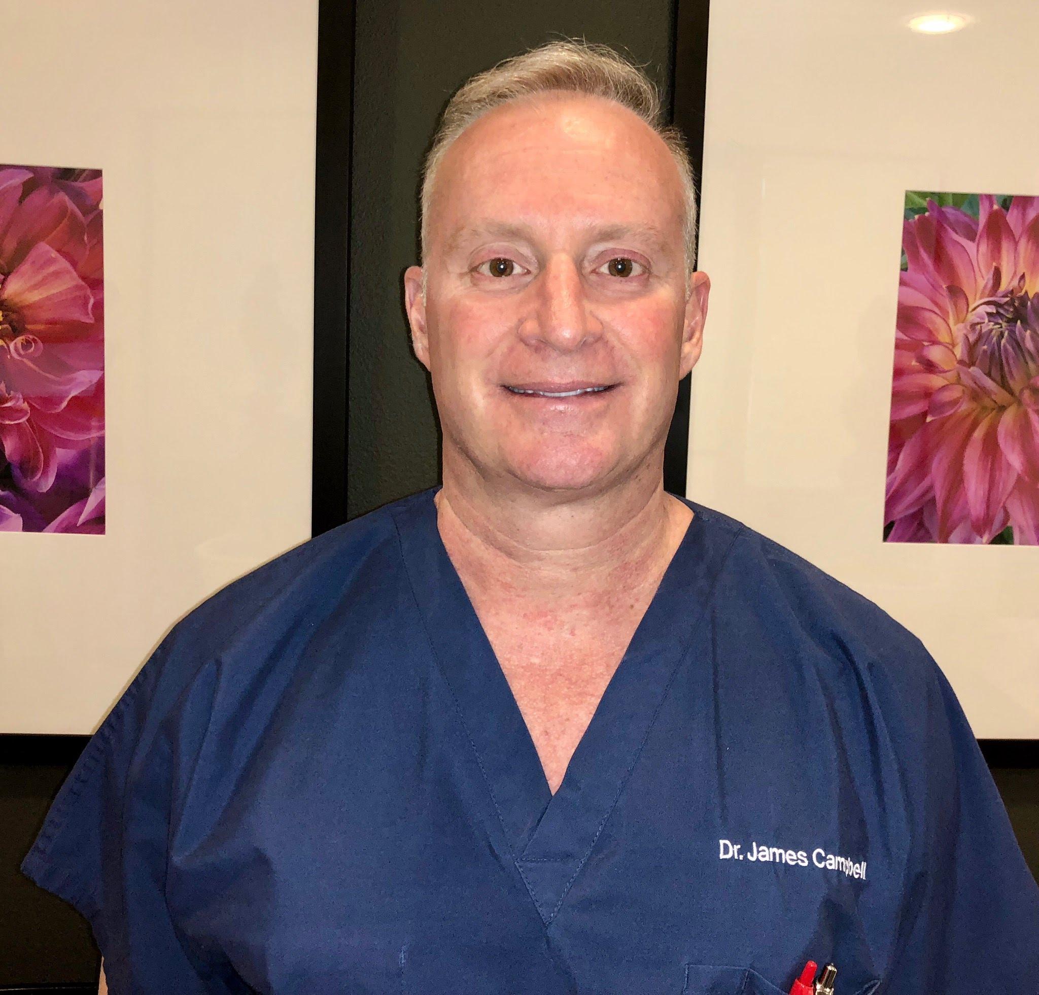 Chiropractor in Las Vegas, NV - James Campbell